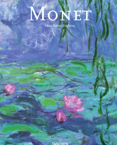 9783822872192: Gr-Monet Hc-Anglais (Big Art)