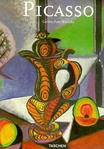9783822872215: Picasso-Anglais (Big Art)