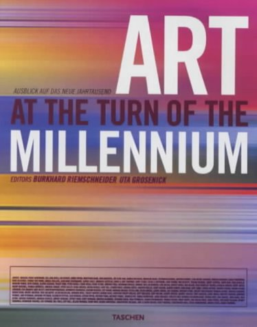 9783822873939: Art at the Turn of the Millennium