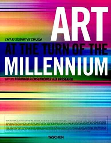 9783822873939: Art at the Turn of the Millennium : L'Art au tournant de l'an 2000