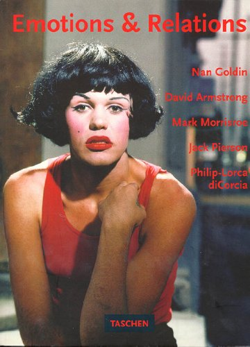 Emotions & Relations: Nan Goldin, David Armstrong,: Nan Goldin, Jack