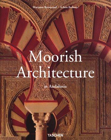 9783822876343: Moorish Architecture in Andalusia
