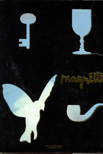 9783822877128: Magritte. (Rene Magritte, one of the main pillars of Surrealism)