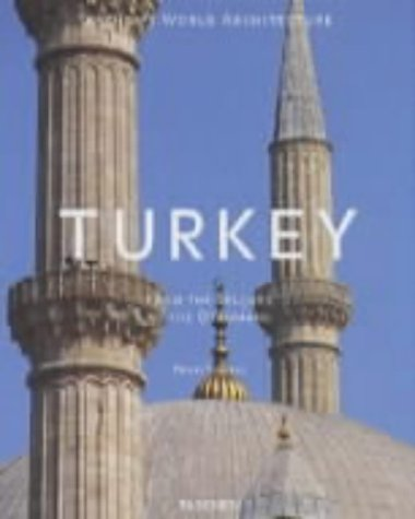 9783822877678: Turkey (Taschen's World Architecture)