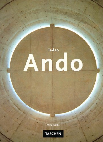 Tadao Ando (English, German and French Edition) (3822878693) by Philip Jodidio