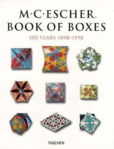 M.C. Escher, Book of Boxes: 100 Years 1898-1998: Escher, M. C.