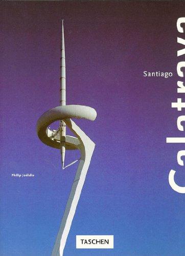 9783822878835: Santiago Calatrava (Architecture & Design)