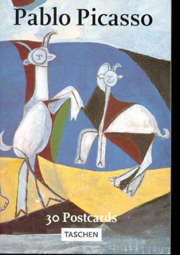 9783822879177: Pablo Picasso: 30 Postcards