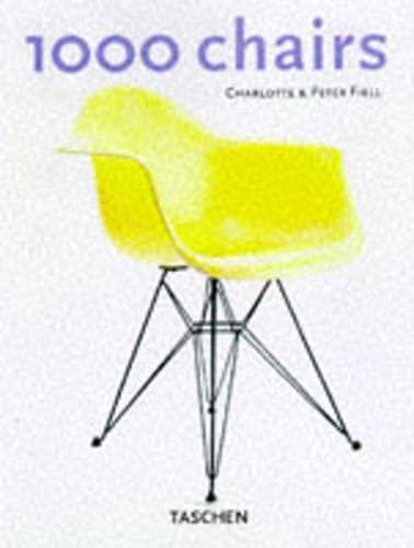 9783822879658: 1000 chairs (Klotz)