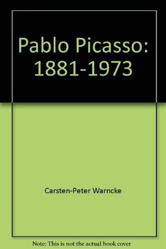 9783822880128: Pablo Picasso : 1881-1973 (Spanish Edition)