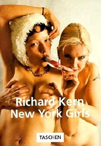 9783822880883: Richard Kern: New York Girls: 30 Postcards