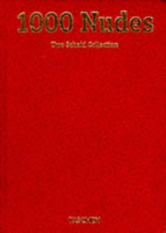 9783822880890: 1000 Nudes (Special Edition Klotz) (English, German and French Edition)