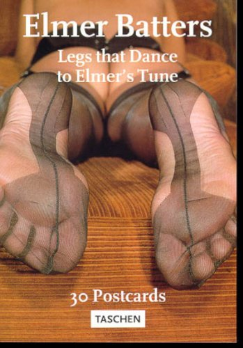 Elmer Batters: Legs That Dance to Elmer's Tune (Postcardbooks) (v. 2) (382288099X) by Elmer Batters