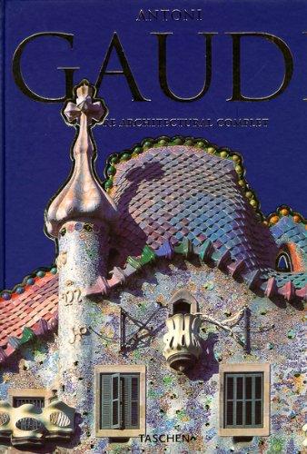 9783822881019: GAUDI 1852-1926. Antoni Gaudi i Cornet, une vie en architecture