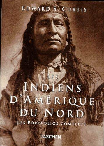 9783822881040: Les Indiens d'Amérique du Nord : Les portfolios complets
