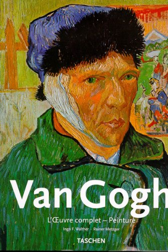 9783822881170: Van Gogh: the complete paintings, part I