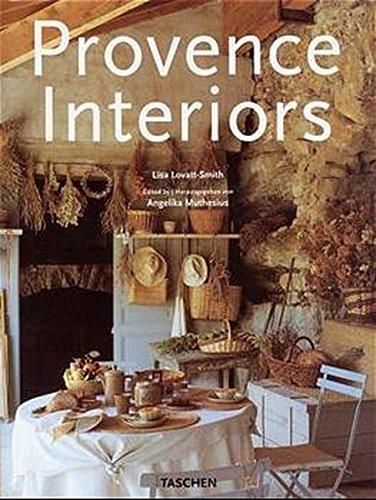 9783822881767: Provence interiors. Ediz. inglese, francese e tedesca (Jumbo)