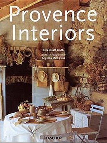9783822881767: Provence Interiors/Interieurs De Provence (in English)