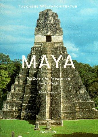 9783822881903: Maya. Taschens Weltarchitektur