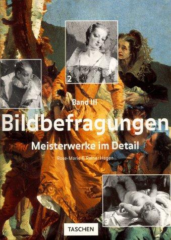 9783822882078: Bildbefragungen, Bd.3, Meisterwerke im Detail
