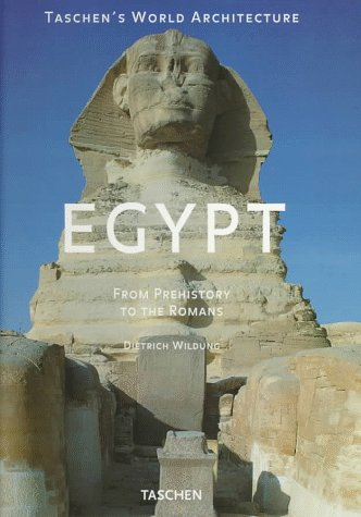 9783822882528: Egypt: From Prehistory to the Romans (Taschen's World Architecture)