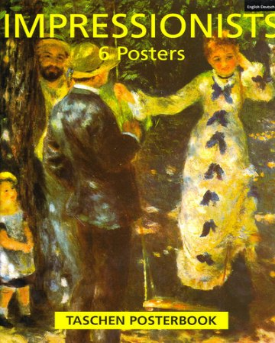 Impressionists: Posterbook: Taschen Publishing