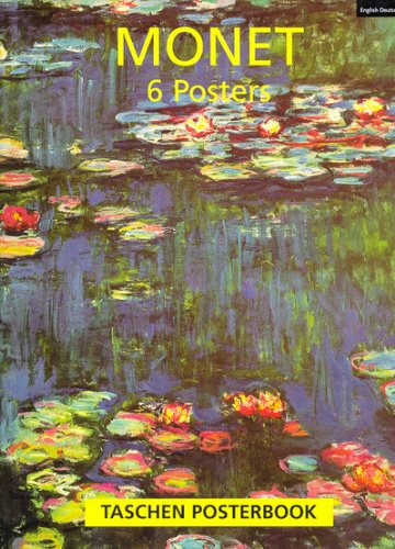 9783822883280: Monet MIDI Posters (Hors Collection)
