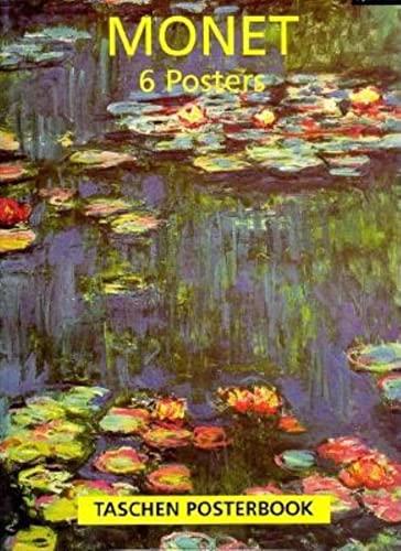 Taschen Posterbook mit 6 Postern: Monet, Claude