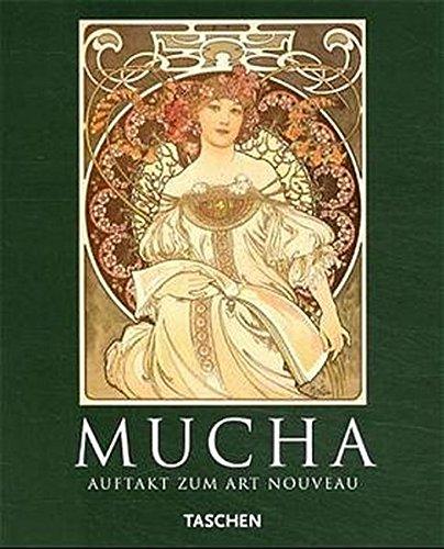 9783822884133: Mucha (German) Basic Art Album