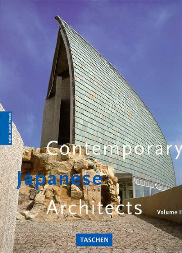 9783822884348: Contemporary Japanese Architects, Vol. 2 (English, German and French Edition)