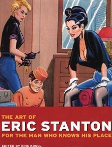 9783822884997: The Art of Eric Stanton (Taschen specials)