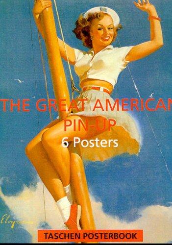 Great American Pin Up (Posterbook): Meisel Louis K.
