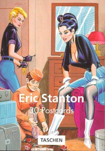 9783822885178: Stanton (Postcardbooks)
