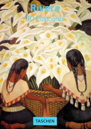 9783822885185: Rivera Postcard Book (Postcardbooks)