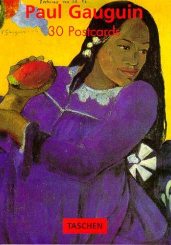 9783822885901: Paul Gauguin. Livrets de 30 cartes postales