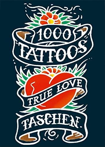 9783822885925: 1000 tattoos