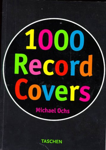 9783822885956: 1000 Record Covers (Klotz)