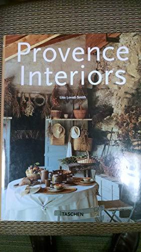 9783822886021: Provence Interiors (Jumbo)
