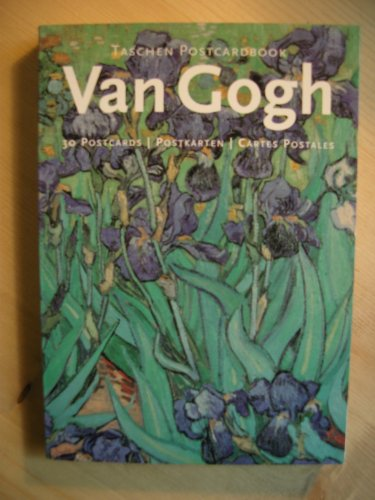 9783822886229: Van Gogh Postcard Book