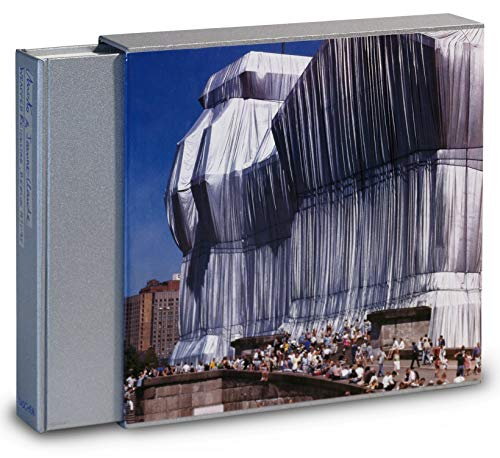 Wrapped Reichstag, Berlin, 1971-1995: Christo and Jeanne-Claude with Photographs by Wolfgang Volz ...