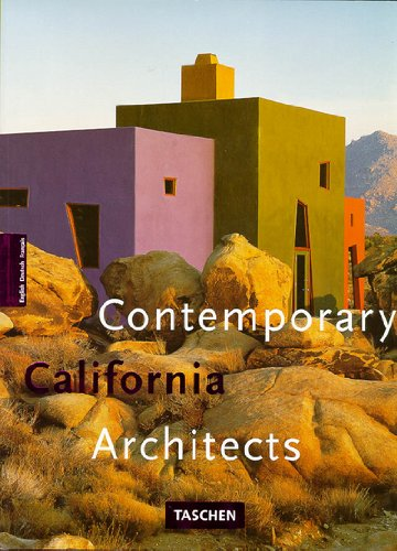 9783822886717: CONTEMPORARY CALIFORNIA ARCHITECTS