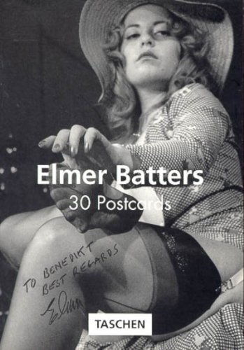 Elmer Batters Postcard Book (PostcardBooks) (English, German and French Edition) (9783822886793) by Batters, Elmer