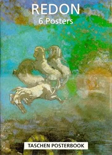 Redon Posterbook (Posterbooks S.): Taschen Publishing