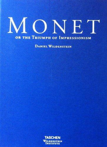 9783822887257: Monet: Catalogue Raisonne - Werkverzeichnis (4 volume set)