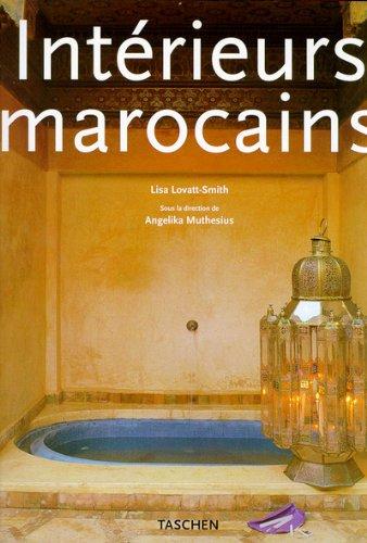 9783822887387: Intérieurs marocains