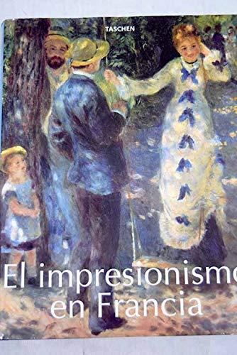 9783822888483: El impresionismo en Francia