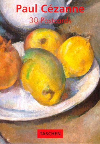 9783822888582: Cezanne Postcard Book (Postcardbooks)