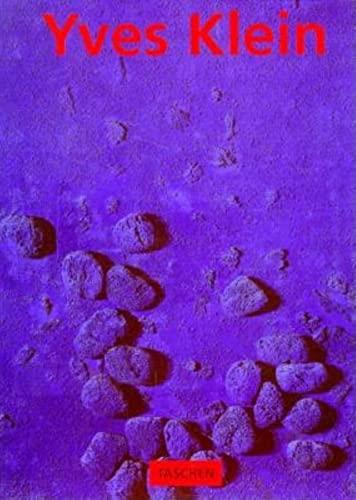 9783822888827: Yves Klein (Basic Art)