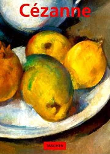 9783822889060: Cezanne (Taschen Basic Art Series)