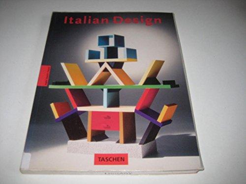 9783822889114: Italian Design (Big art series)